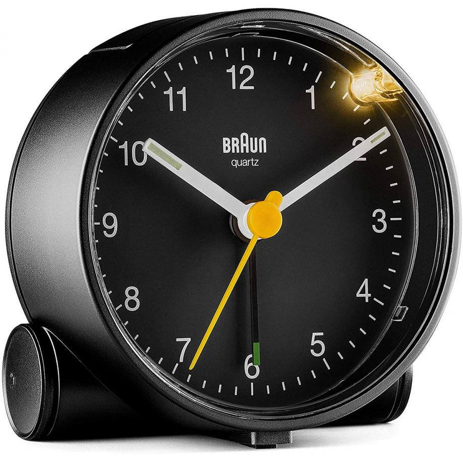 Braun Uhren Braun Clocks Classic Alarm Clock Watch