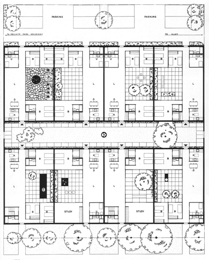 hooper house breuer archdaily - Google Search Arch (Breuer) Hooper - programme pour plan de maison