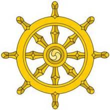 dhamma wheel
