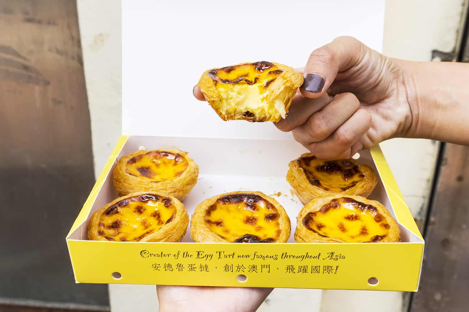 Blogspot Food Blog 29 Iconic Macau Foods You Have To Eat A Taste Of Koko
