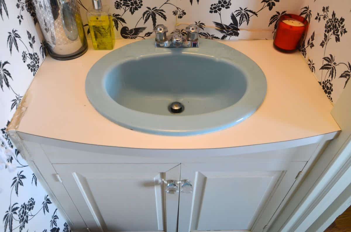 Waschbecken Lackieren How To Paint A Sink