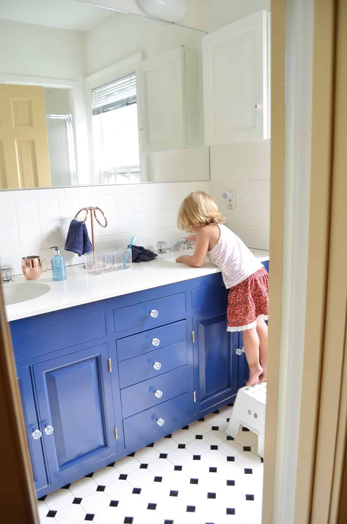 Blue Bathrooms Pictures Blue Vanity Bathroom Bathroom Design Ideas