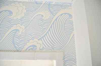 How To: Removable Wallpaper - At Charlotte's House