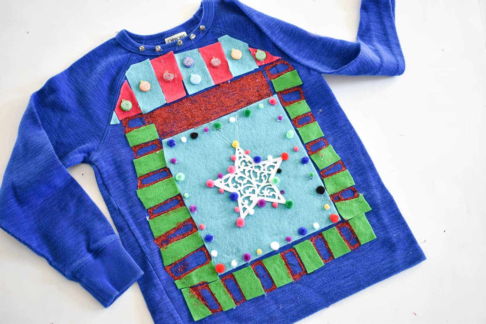 Lummy Make Your Own Ugly Sweater Make Your Own Ugly Sweater At House Diy Ugly Sweaters Diy Ugly Sweater Trophy inspiration Diy Ugly Christmas Sweater