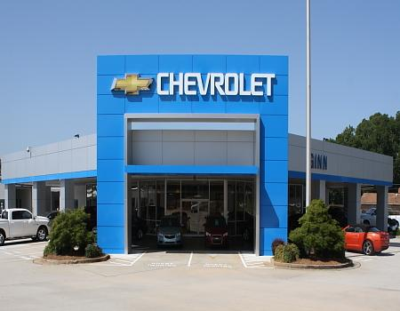Ginn Chevrolet car dealership in Covington, GA 30014-2099 Kelley