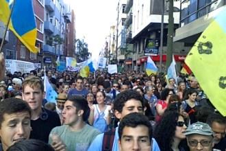 Canarias dice no a los sondeos