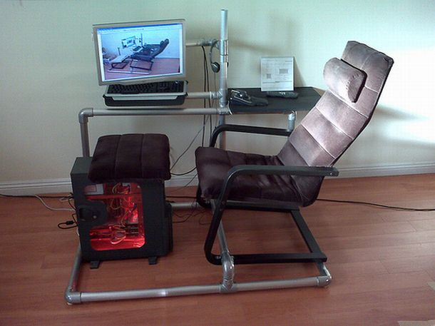 Gamer Sessel Diy Gaming Chair By Don Sturrock | Atcrux