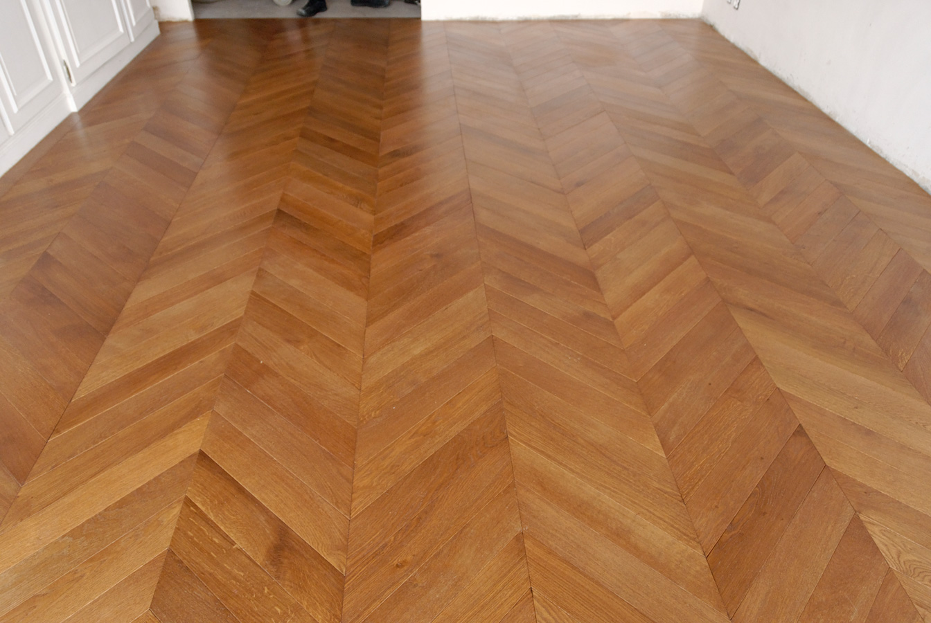 Parquet Chevron Stratifié Atelier Des Granges French Parquet The Classic Chevron
