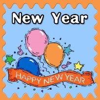 New Year Toddler Printables