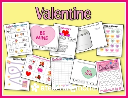 Sweetheart Printables
