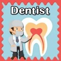 Dentist Toddler Printables