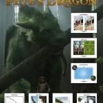 FREE Pete's Dragon Printables