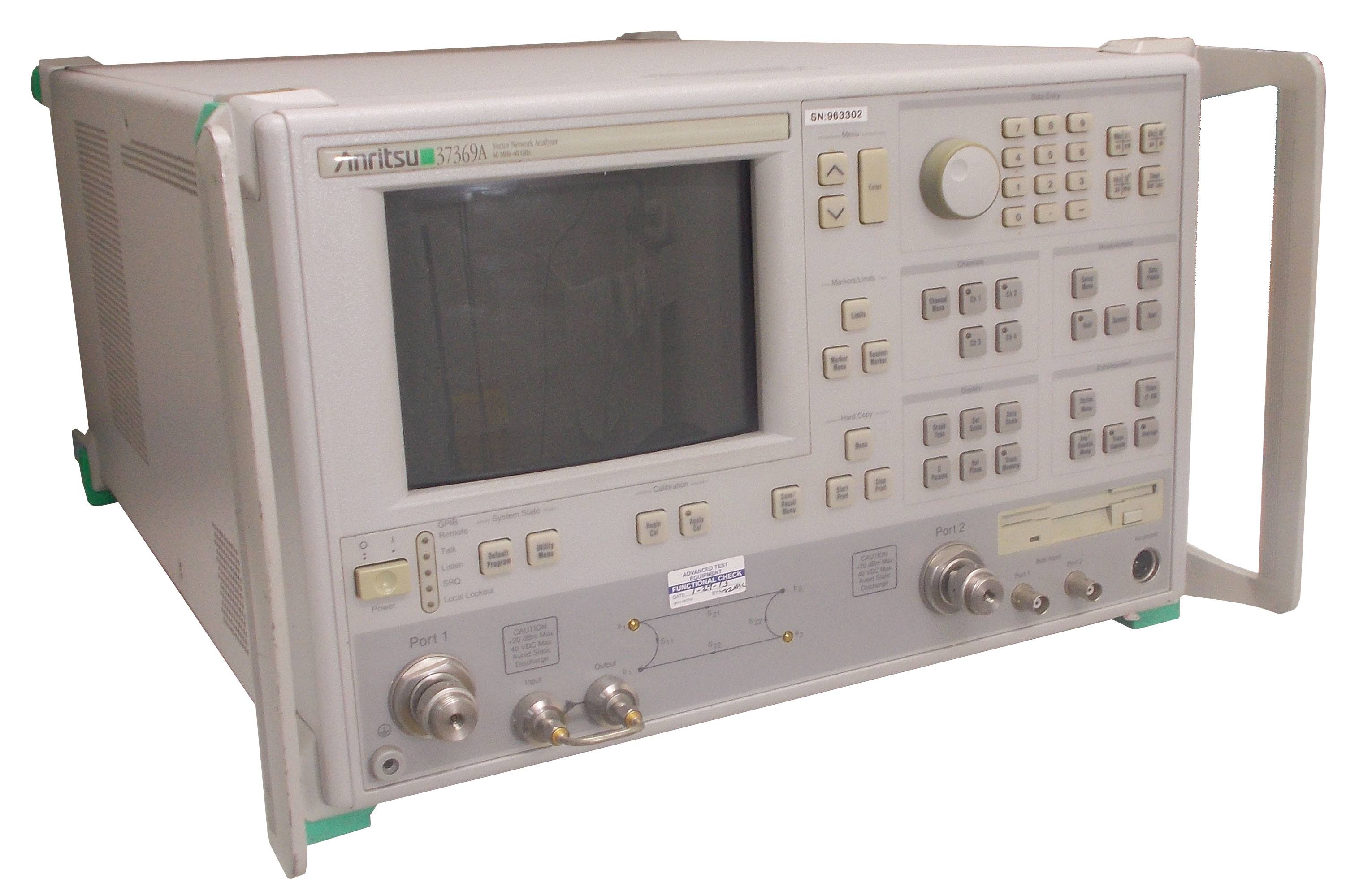 Network Analyzer Vector Network Analyzers Vna Atec Rentals