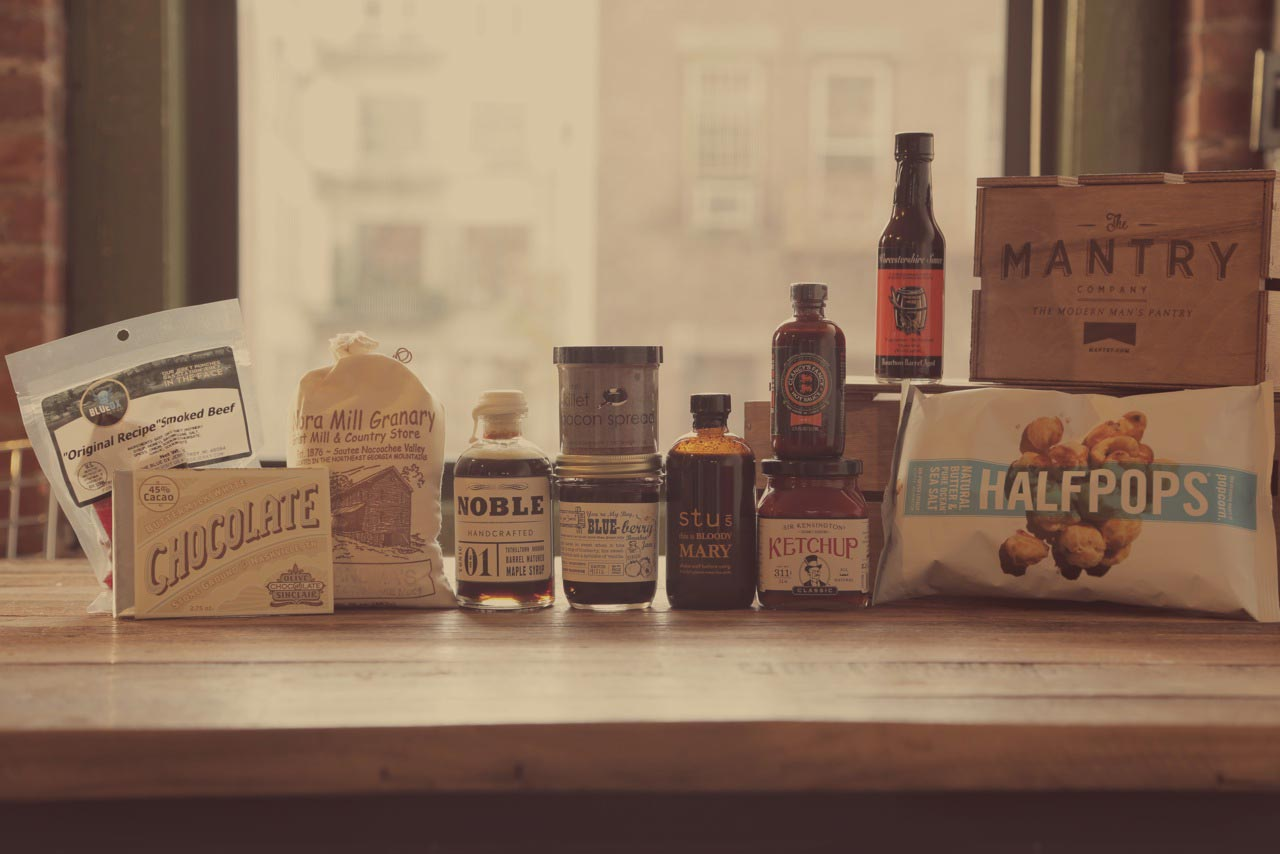 Architecture Gifts For Him The Mantry Co Modern Man Pantry A Monthly Subscription