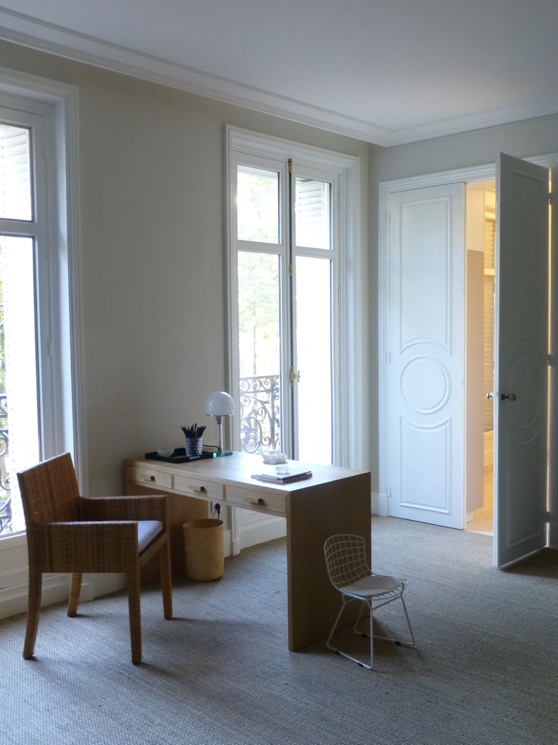 Renovation Haussmannien Rénovation D Un Appartement Haussmannien à Paris 7ème Atelier