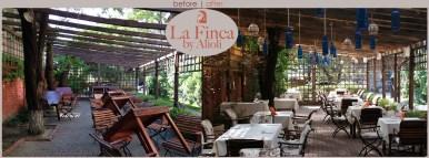 Restaurant Alioli Before & After