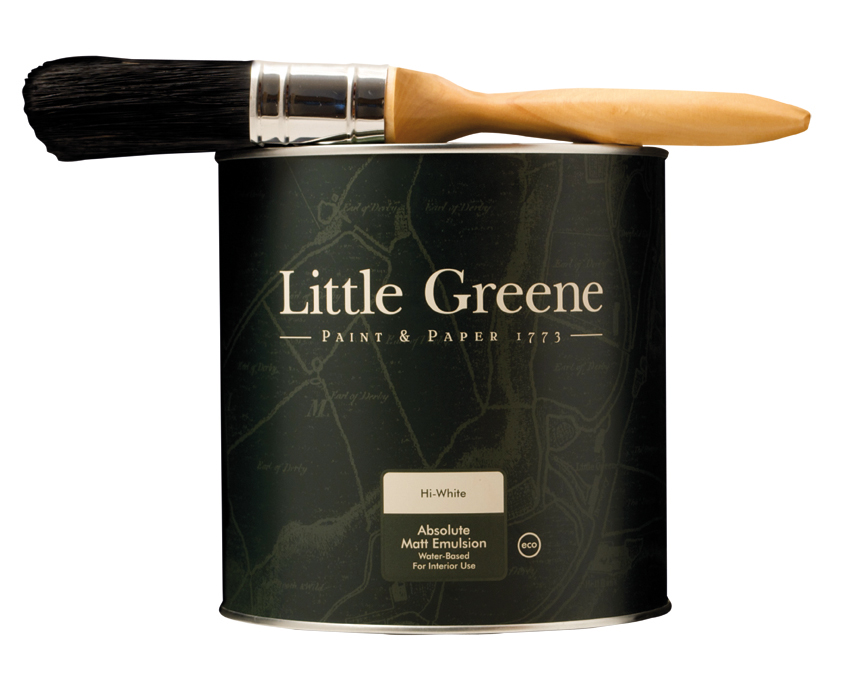 Little Green Nuancier Comment Appliquer La Peinture Little Greene ? - Atelier