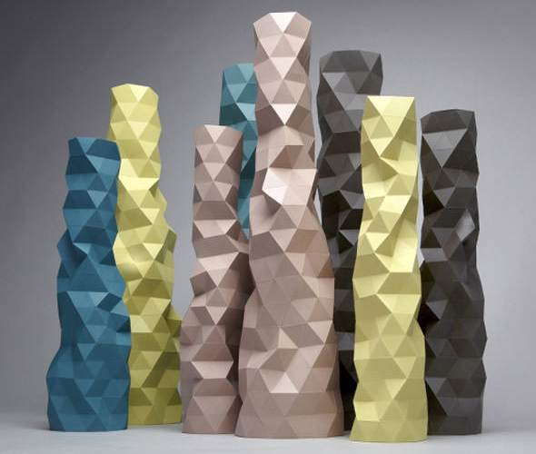 How to make the Faceture vase by Phil Cuttance