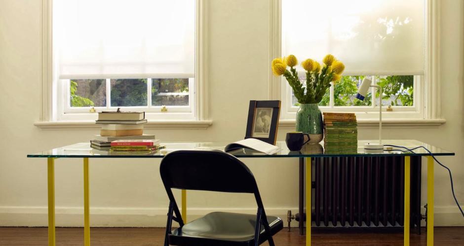 Plain, Simple, Useful. The America folding metal chair