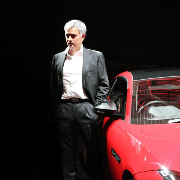 jaguar-f-type-coupe-launch-february-2014-jose-mourinho