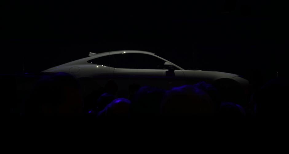 Moving standing still…Jaguar's F-TYPE Coupé launch