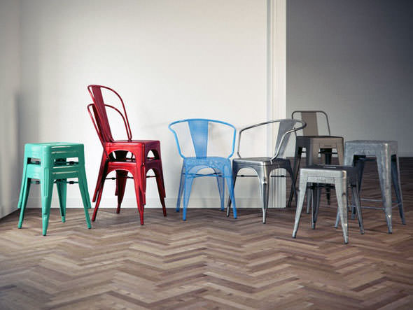 tolix-chair-styled-set-001