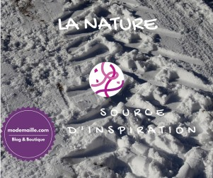 La nature: source d'inspiration