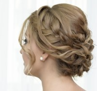 hairstyles with curls and braids - HairStyles