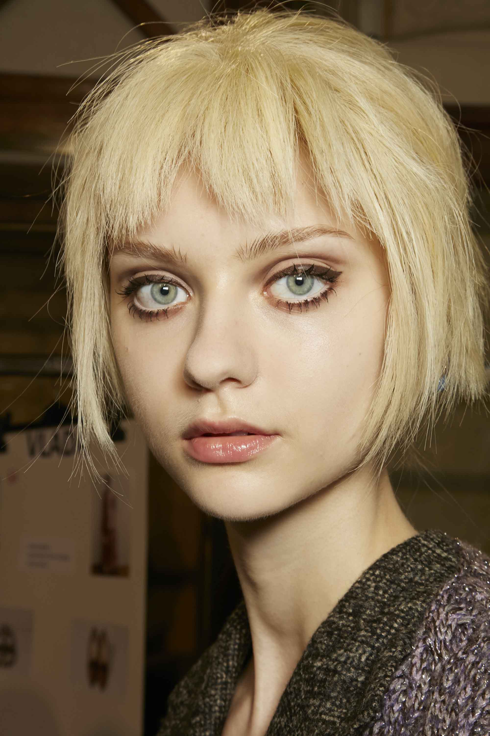 Balayage Brown To Blonde With Fringe The Ultimate Guide To Rocking A Short Fringe Find Your