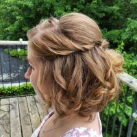 10 short hair wedding updos that'll take you breath away