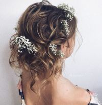 92+ Wedding Hair Up With Flower - Wedding Hair Classic Up ...