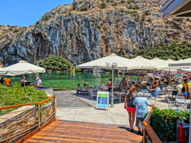 Divani Spa Vouliagmeni Athens, Greece: Lake Vouliagmeni Health Spa And Mineral Baths