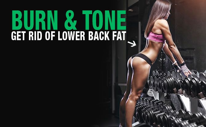 Get Rid of LOWER BACK FAT (Sayonara Spare Tire!) ATHLEAN-X