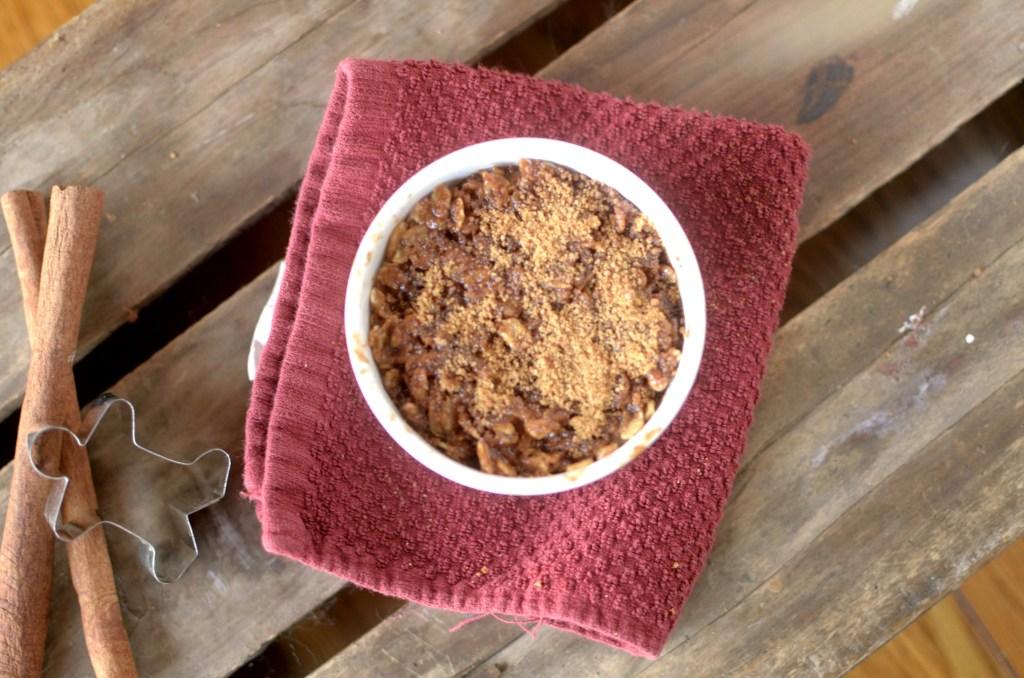 gingerbread oatmeal brûlée 4
