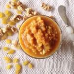 http://athleticavocado.com/2015/12/21/carrot-cake-fruit-butter/