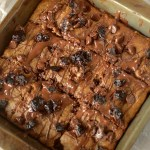 -Cherry Garcia Paleo Banana Bread Bars 1