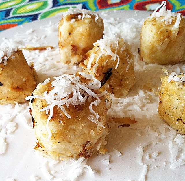 Coconut Banana Fritters » Clean and Healthy Eating Recipes ...