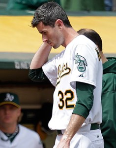 Brandon McCarthy - To leave or not to leave, that is the question