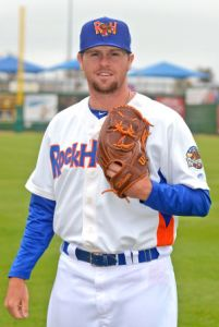 Midland RockHounds' Pitcher Zach Neal (7 IP / 5 H / 0 ER / 2 BB / 4 K / Win)