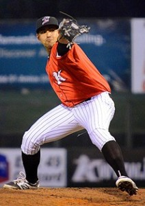 A's Farmhand Of The Day: Stockton Ports Pitcher Jake Sanchez (7 IP / 3 H / 1 ER / 1 BB / 12 K)