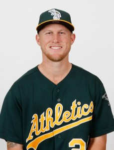 A's Farmhand Of The Day: Stockton Ports Outfielder Brett Vertigan (3 for 6 / Double / 3 RBIs / Stolen Base)