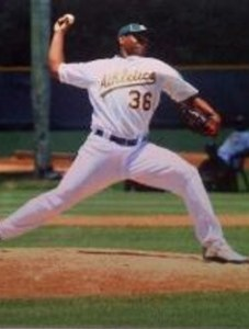 A's Farmhand Of The Day: AZL A's Pitcher Angel Duno (5 IP / 1 H / 0 ER / 0 BB / 3 K / Win)