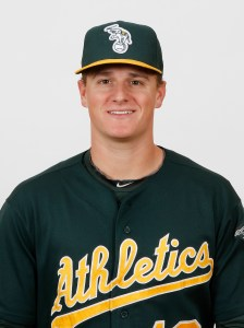 A's Farmhand Of The Day: Stockton Ports Third Baseman Matt Chapman (Home Run / 2 Doubles / 2 RBIs)