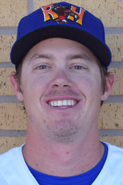 A's Prospect Of The Day: Midland RockHounds Second Baseman Wade Kirkland (4 for 5 / Double / 2 RBIs)