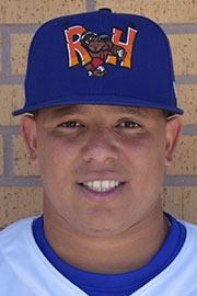 A's Prospect Of The Day: Midland RockHounds Shortstop Yairo Munoz (2 for 3 / Home Run / Double / 2 Walks / 2 RBIs)