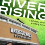 Athol Dickson's suspense novel River Rising is now on Barnes & Noble's Nook
