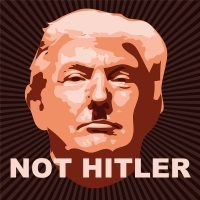 Donald Trump is not Hitler