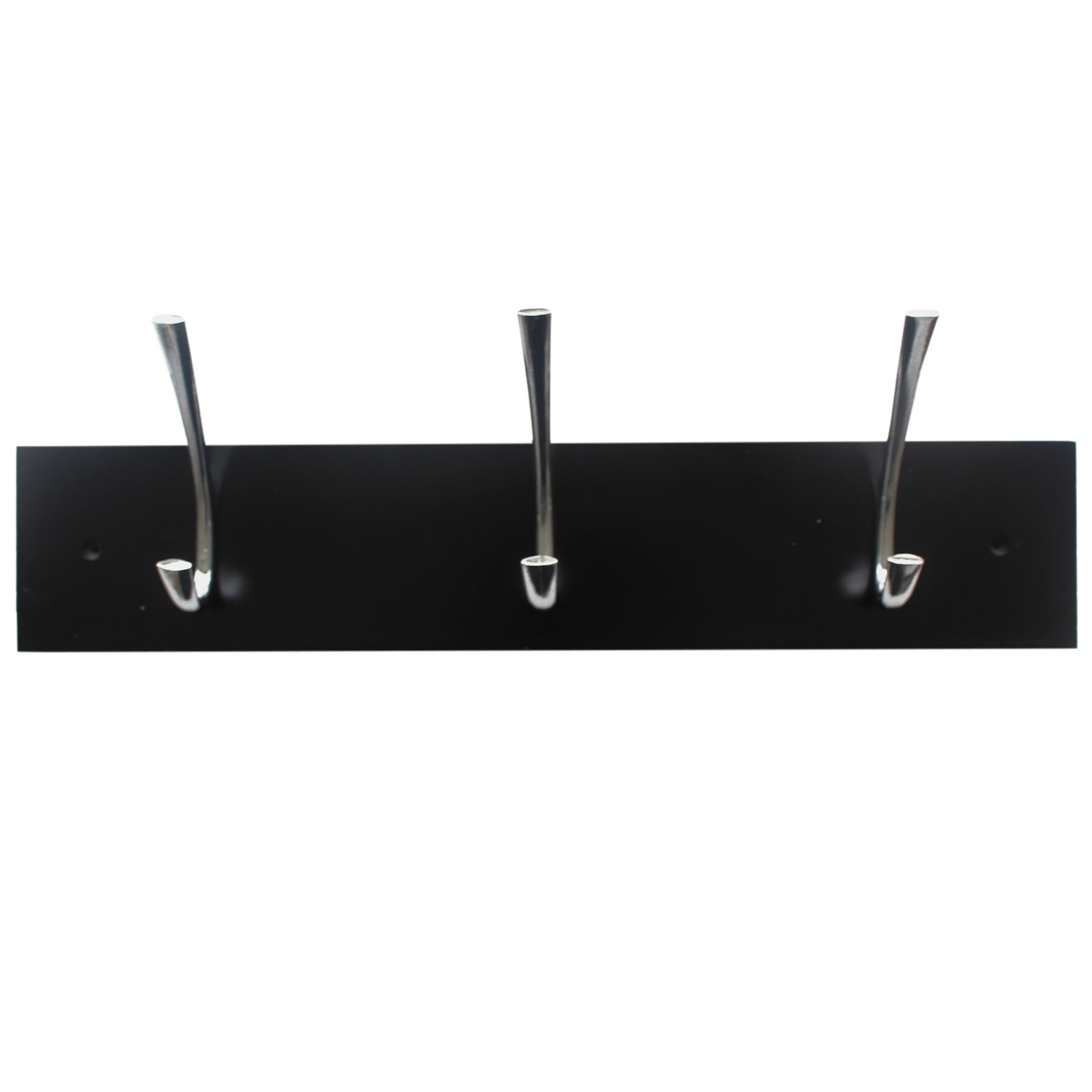 Black Wall Hooks Black 3 Modern Wall Hook