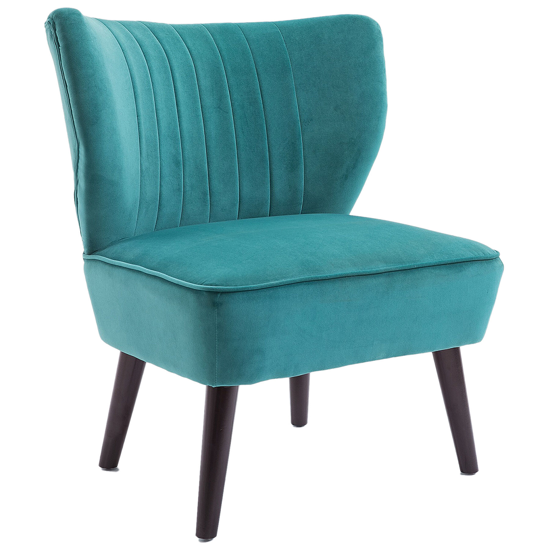 Dahlia 3 Seat Leather Sofa Carrie Chair Green At Home
