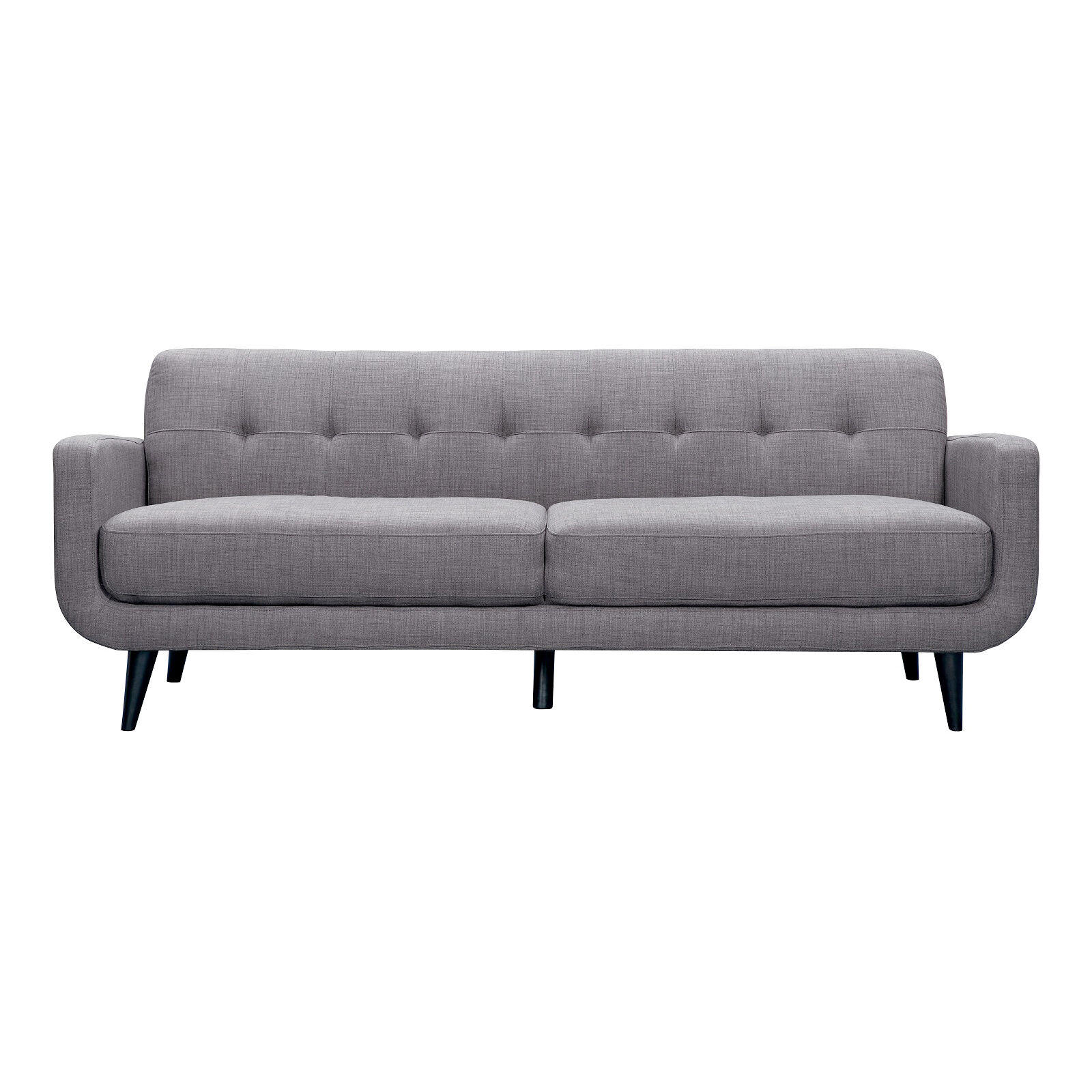 Couch Sofa Hadley Sofa Heirloom Charcoal Gray